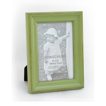 Home Decoration, Colorful Style Word Wooden Photo Frame